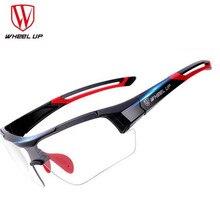 WHEEL UP New Photochromic Cycling Glasses Polarized Sunglasses Men Women Sports MTB Mountain Road Bike Bicycle Cycling Eyewear