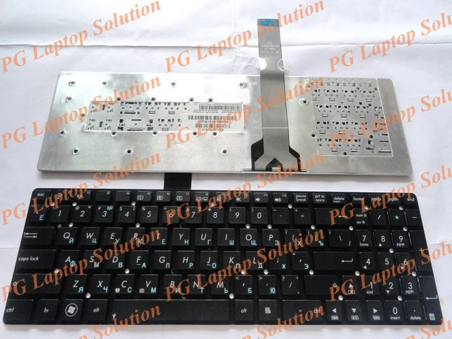 Brand New RUSSIAN laptop keyboard For ASUS K55A A55C R500 R700 A55 K55 K55DE K55N K55VJ A55V K55V A55VM Service RU version BLACK