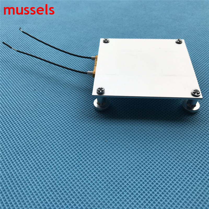 Image 5 - 7cm x 7cm Large LED Remover Heating Soldering Chip Demolition Welding BGA Station PTC Split Plate 270w 250 Degree 1 pieces-in Industrial Computer & Accessories from Computer & Office