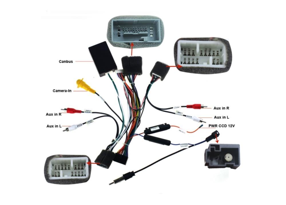 honda radio wiring harness
