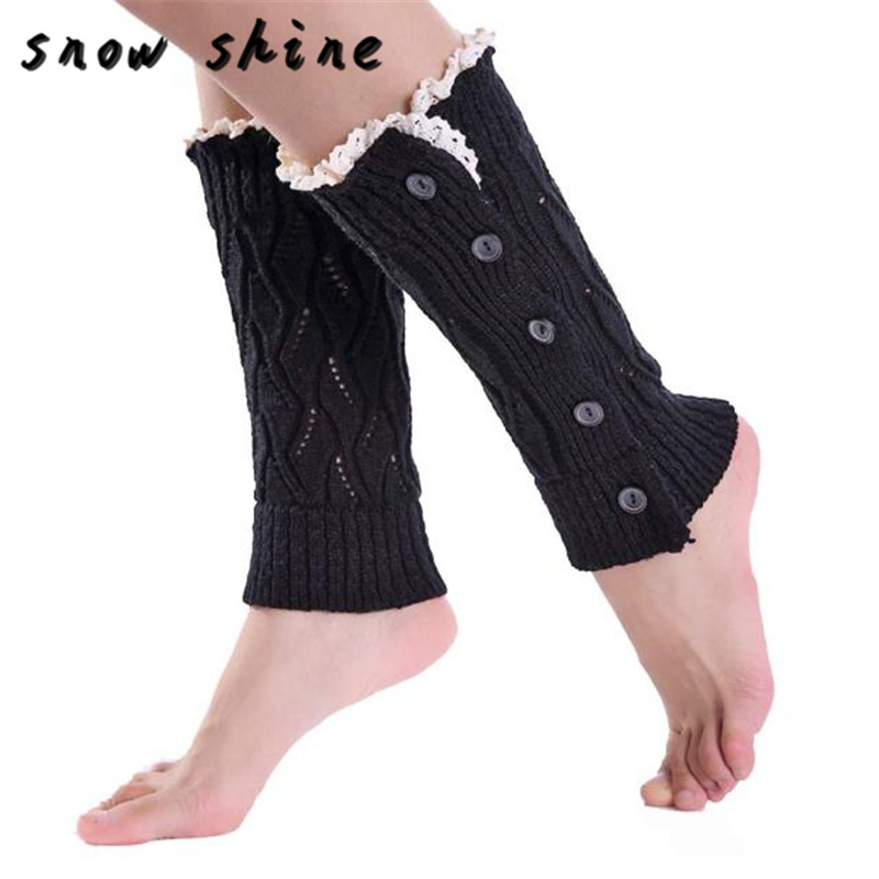 snowshine YLI Socks Leg Warmers Boot Cover free shipping
