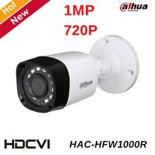 Dahua Coaxial Camera 1Megapixel CMOS 720P IR 20M indoor HAC-HFW1000R dahua cctv security camera dahua HDCVI Bullet Camera