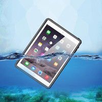 Full Sealed Waterproof Case for iPad Air 2 Water Resistant Shockproof Cases for iPad Pro 9.7 Inch Diving Underwater Coque