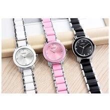 Luxury Fashion Women's watches quartz watch bracelet wristwatches stainless steel bracelet