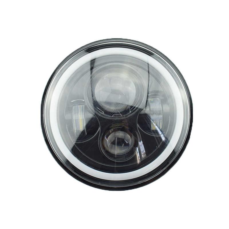 Светодиодная фара для мотоцикла 12V 6500 K высокая яркость вспомогательная лампа