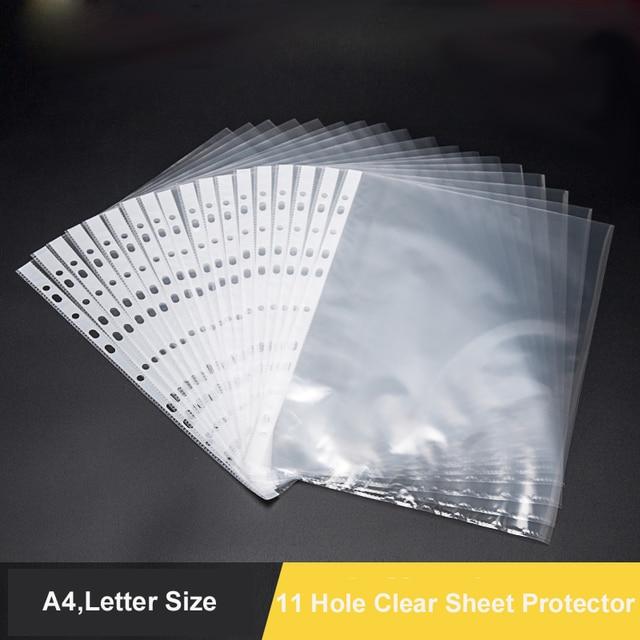 acid free sheet protectors