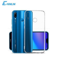 Clear Soft Silicone Back Full Cover For HuaWei Nova 5i 5 Pro 6 SE 4e 4 2S 2i 2 3