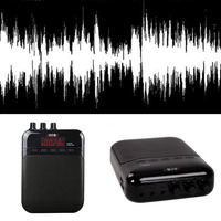 AROMA AG 03M Portable Guitar Bass Amp Recorder Speaker TF Card Slot Compact High Quality Guitar