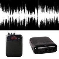 AROMA AG-03M 5 W Draagbare Gitaar Bas Amp Recorder Speaker Tf-kaart Slot Compact Hoge Kwaliteit Gitaar Onderdelen Gitaar Accessoires