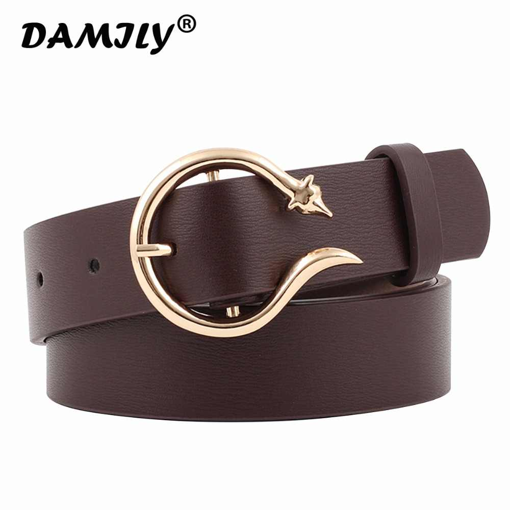 HOT Bow Knot Pin hebillas cinturón mujer deducción lateral hebilla de plata  Jeans cinturones salvajes para a5e15d5b5a46