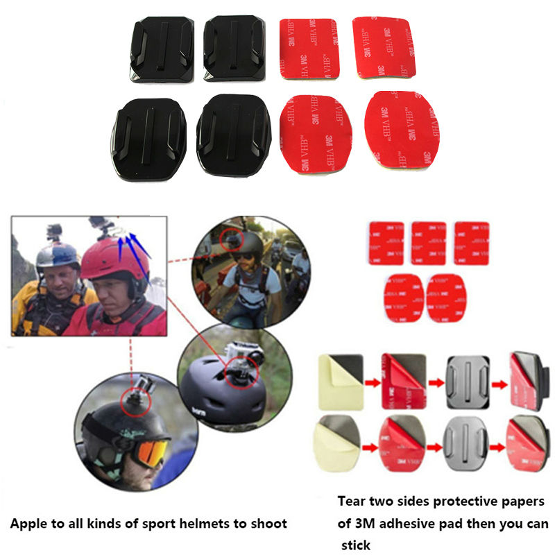 3M stickers for gopro hero 3