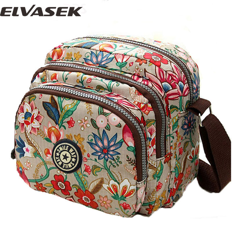 Elvasek! 2016 new hot sale High Quality Shoulder Bag women messenger bags quality bags women handbag cross body bag LS5314 2018 new hot item high quality women handbag genuine leather bags women messenger bag vintage women bag shoulder cross body bags