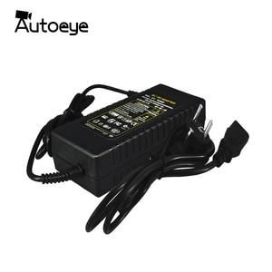 Image 3 - Autoeye DC אספקת חשמל 48 V 3A מתאם מטען עבור CCTV POE מצלמה