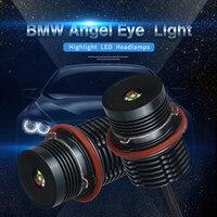 Car LED Marker 2*20W 40W for LED Chips for Bridgelux Chip Angel Eyes for BMW E65 E87 E39 E60 E61