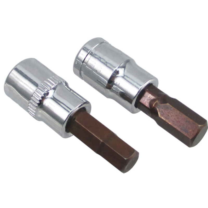 "HEX BITS 2mm  2.5mm 3mm 4mm 5mm  ALLEN KEY 25MM 1//4/""HEX  CHROME VANADIUM"