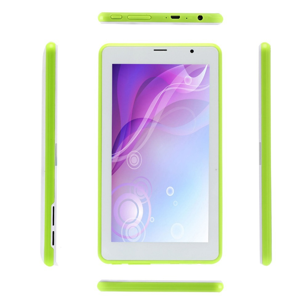 Free Shipping Boda tablet pc 3g 6.5 inch MTK6572 Dual Core Tablet Unlocked Phablet Android 4.2 3G Smartphone GPS sim slot bdf a708 3g phablet