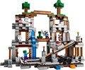 Детская игрушка китай бренда 179 самоконтрящаяся кирпичи совместимые с Lego 21118 шахты не оригинальная коробка