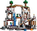 Crianças brinquedo CHINA marca 179 auto bloqueio bricks compatível com Lego 21118 a mina sem caixa original