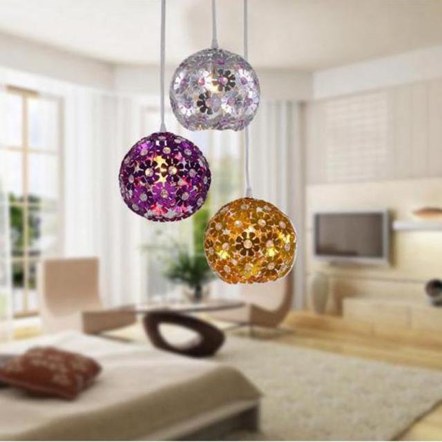 Modern Pendant Lamp Diameter Indoor Lighting 18cm Led Ceiling Aluminum The Restaurant Dining Room Bar Shops Light Fixture