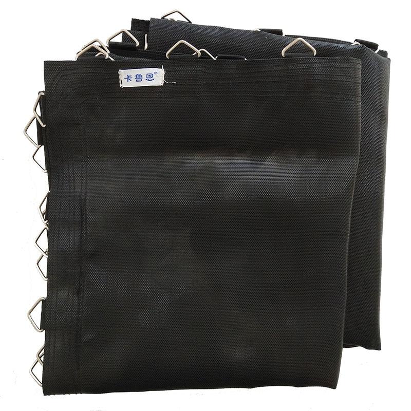 Tapis de saut à l'élastique de tissu de Trampoline de haute qualité à vendre