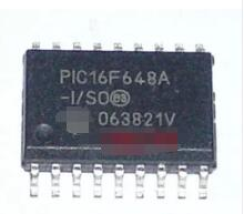 100%New Free shipping PIC16LF648A-I/SO 16LF648A SOP18
