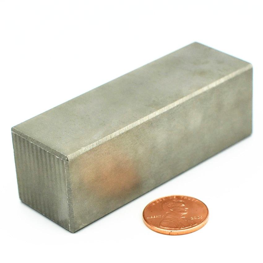 1 10 шт. SmCo Магнитный блок 350x25,4x25,4 мм 2 длинный бар YXG28H самариево кобальтовый магнит градусов C высокая температура постоянный 76,2