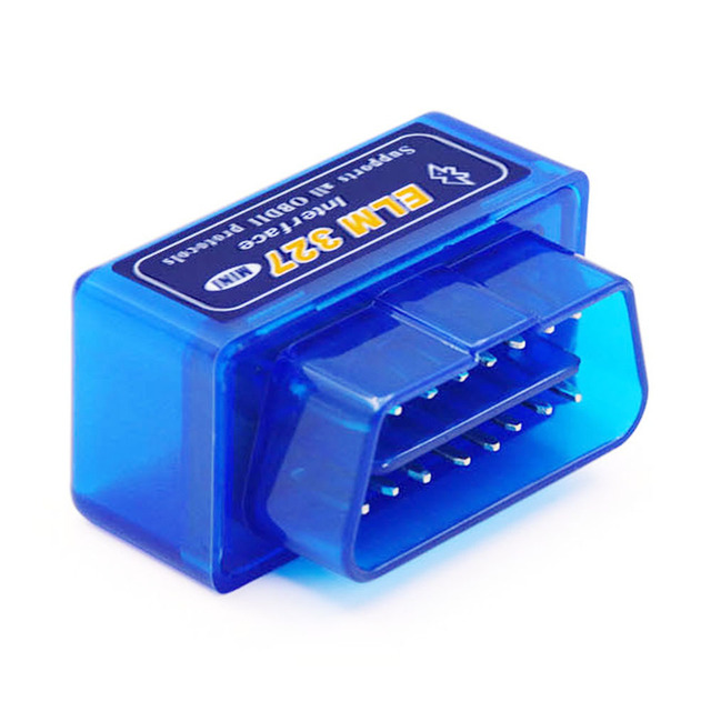 ELM327 Bluetooth OBD2 Android Car Scanner Auto Diagnostic Tool OBDII Scanner V1.5 ELM327 Bluetooth OBD2