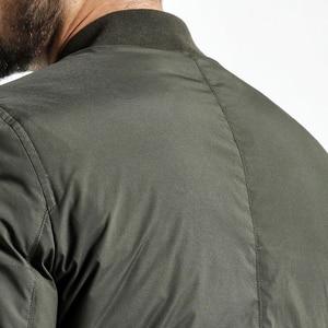 Image 4 - Simwood jaqueta de inverno dos homens ajuste fino 90% pato branco casacos moda 2019 outono parka masculino magro ajuste preto bombardeiro tamanho grande yr017004