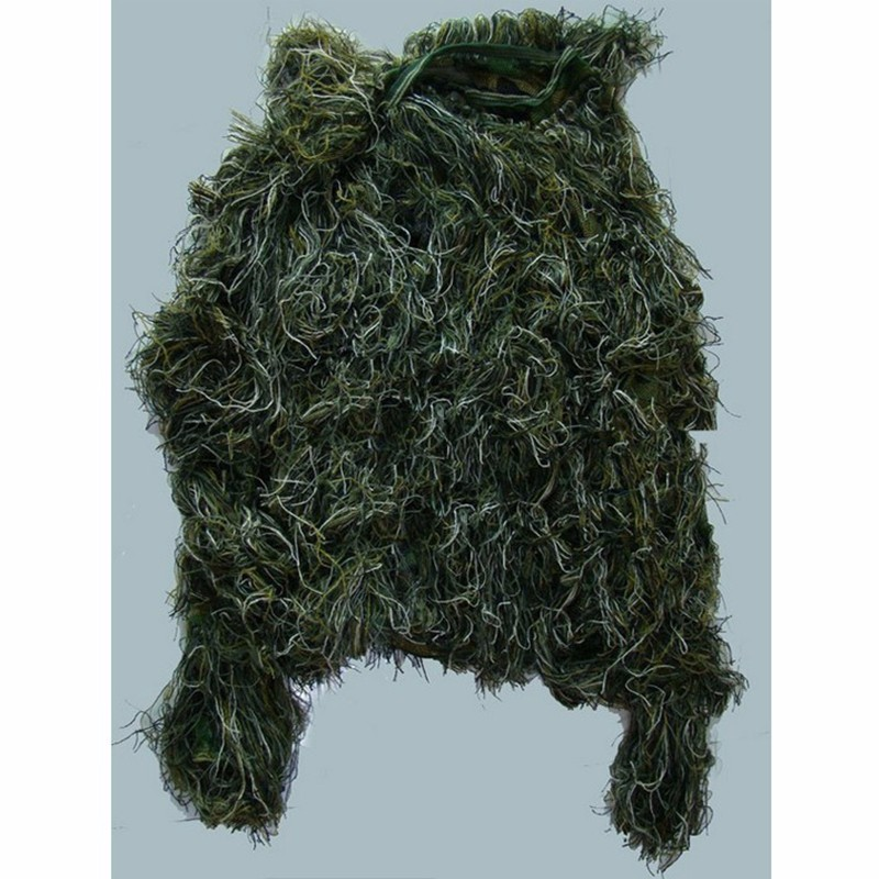 CAMO GHILLIE Hunting Clothing (6)