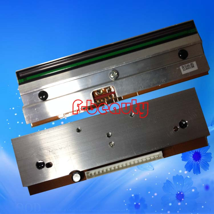 New Original Print Head Printhead Compatible For Argox OS-314TT OS-314 OS314 300DPI Printer head zebra z4m z4m z4000 300 dpi bar code printing head printer print head original kpa 106 12 taf5 zb4