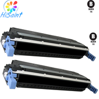 Remanufactured Replacement For HP 503A Toner Cartridge Set 2Black Q6470A For HP Color LaserJet 3600 3600DN