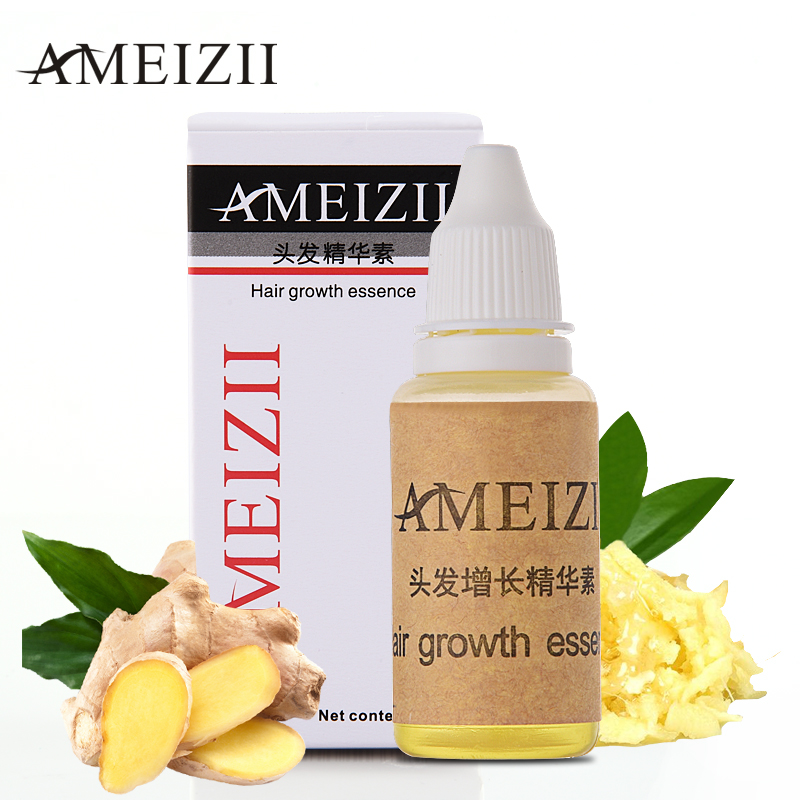 AMEIZII 20ML Hair Growth Essence Hair Repair Treatment Hair Grow Fast Restoration Dense Hair Growth Serum Health Care Beauty  ...