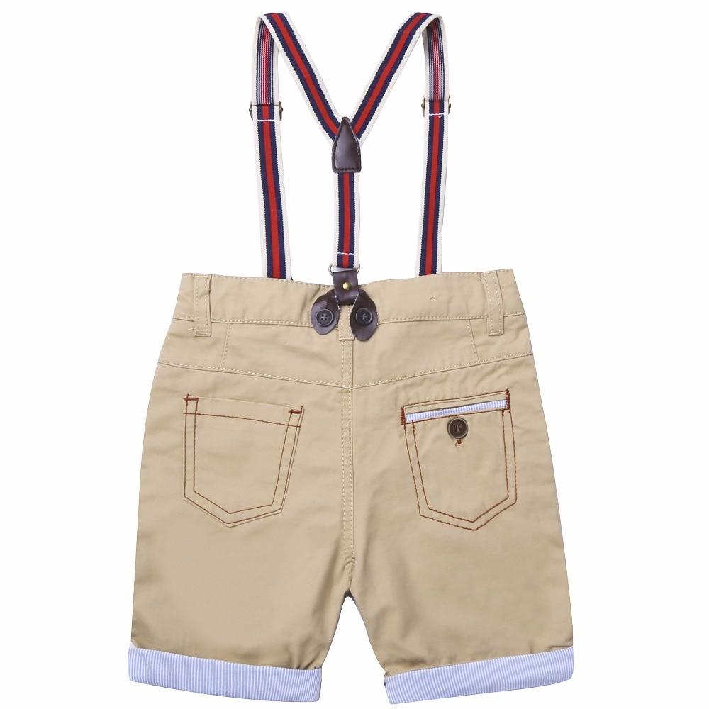 Nouvelle Arrivée Bébé Garçons D'été Coton pantalon Garçons - Vêtements pour enfants - Photo 3