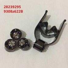 무료 배송 블랙 코팅 품질 연료 인젝터 노즐 제어 밸브 28239295 9308 622b 28278897 커먼 레일 제어 밸브