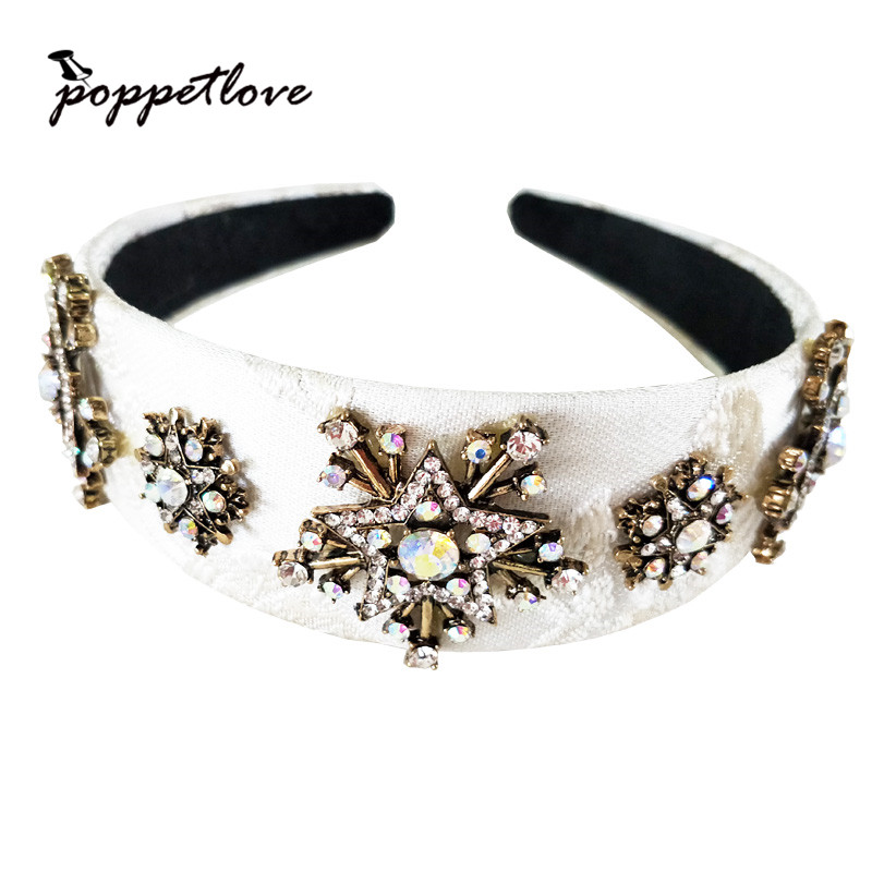 Vintage Rhinestone Baroque Queen Crowns Tiaras Wedding Bridal Headpieces Hair Jewelry Vintage Brides Party Headdress HairbandVintage Rhinestone Baroque Queen Crowns Tiaras Wedding Bridal Headpieces Hair Jewelry Vintage Brides Party Headdress Hairband