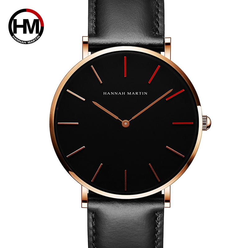 Couple Watch Men Women Watch Simple Waterproof Fashion Brand Black Nylon Sport Casual Watches Business Clock Unisex Lover Watch 6