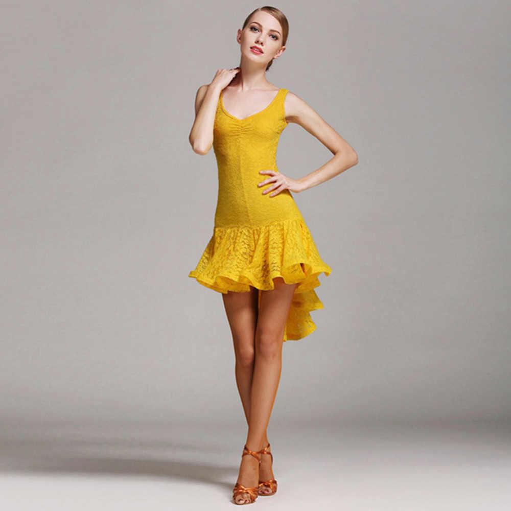 Латинское танцевальное платье для женщин без рукавов Сальса танцевальное платье леди Самба карнавальные костюмы латины ласточкин хвост Хлопушка в стиле Гэтсби платье DQ3042