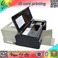 2016 Новый Струйный Карты Printting Машина Автоматический Струйный ПВХ ID Карт Принтер С 52 шт. Лоток для реселлеров