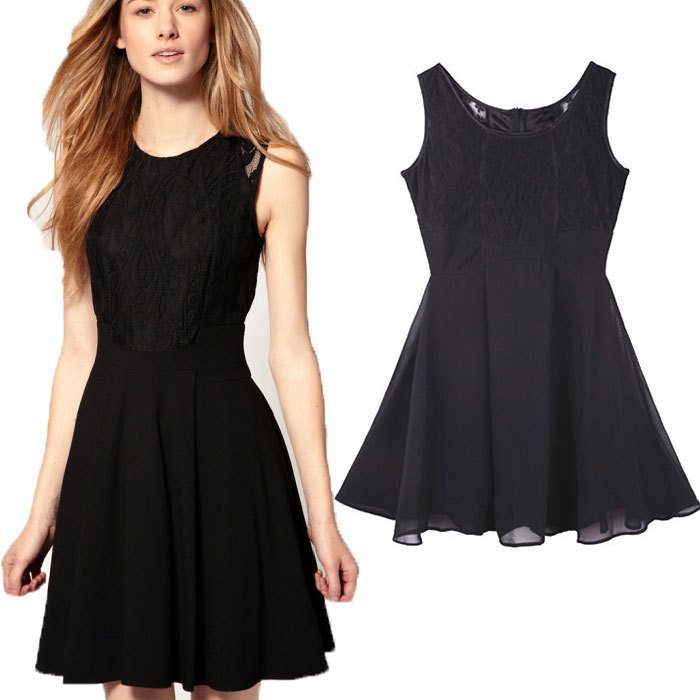 Find great deals on eBay for black tank top dress. Shop with confidence.