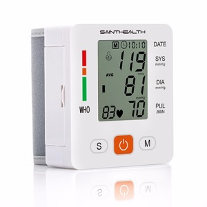 Image 2 - Gesundheit Pflege neue tensiometro digitale Blutdruck Monitor Handgelenk tonometer Automatische Blutdruckmessgerät BP Blut Druck Meter