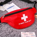 Outdoor Sports Camping Home Medical Emergency Survival First Aid Kit Bag