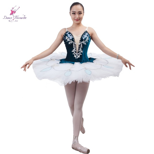 2017 Professionnel Stage Show Ballerine De Danse Costume Danse De Ballet  Classique Tutu pour la Performance