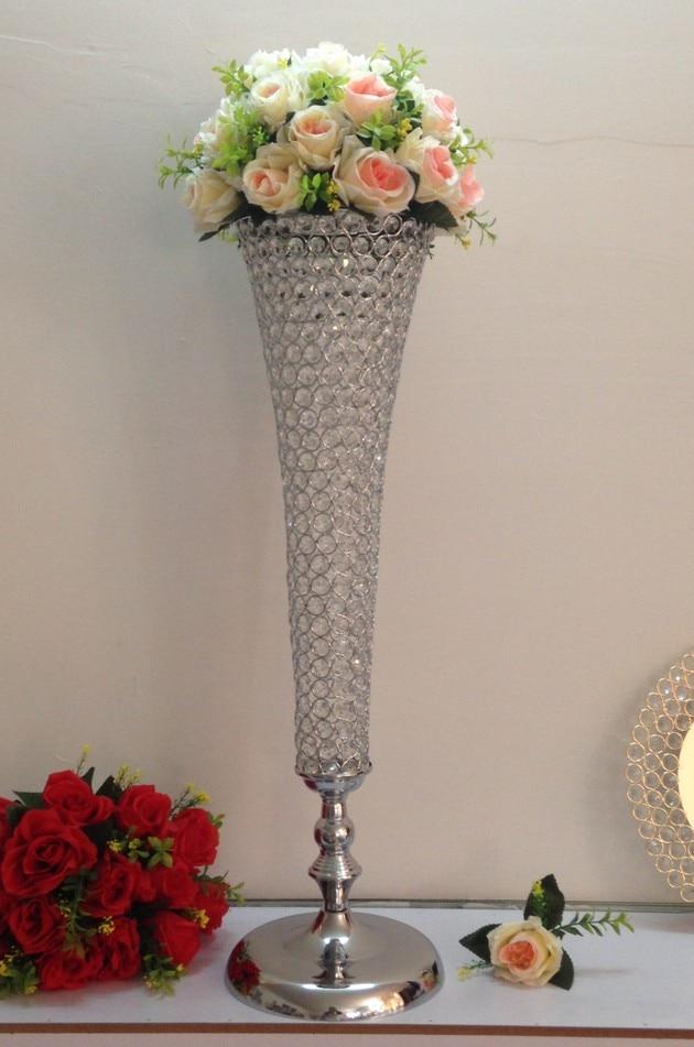 Aliexpress Buy Crystal Wedding Centerpiece Table Decoration