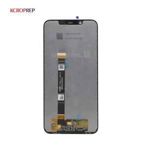 Image 3 - Оригинальный ЖК дисплей для Nokia 8,1 TA 1131, 10 дюймов, сенсорная панель, экран для Nokia X7, ЖК сенсорный экран, дигитайзер в сборе