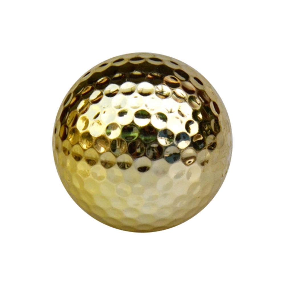 Golf-Ribbon-Ball-Opening-Ceremony-Ball-Gift-Gilt-Ball-Golden-Ball-Kick-Off