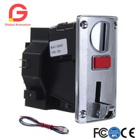 DG 600F Electronic Multi Coin Acceptor Vending hine CPU Coin Selector Currency Control Board Kit