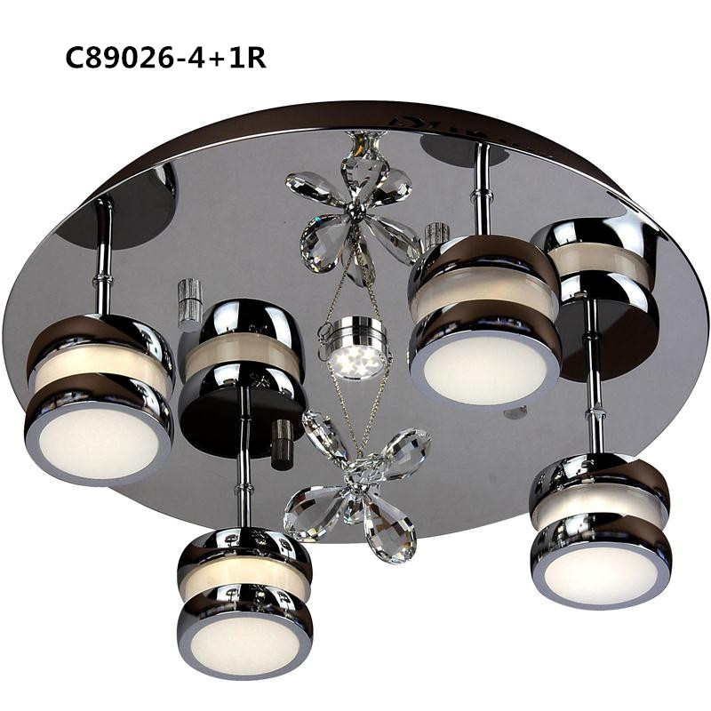 creative designs in lighting. modern plafonnier led k9 acrylic aluminium lustre home decorative ceiling light creative design lamparas de techo designs in lighting n
