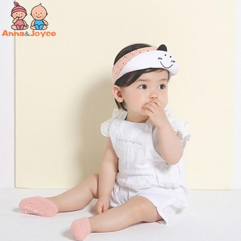 5Pairs/Lot Children's Invisible Boat Socks Baby Non Slip Socks Cotton Sock For Girl  Boy 3