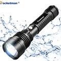 28000 lumen Super Helle LED Tactical Taschenlampe Aufladbare Wasserdichte Linternas Taschenlampe Aluminium Legierung durch 1*18650 oder 3 * AAA