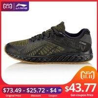 Li Ning Men LN Cloud IV Flame Running Shoes Comfort LiNing Sport Shoes Light Weight Cushion Sneakers ARHM055 XYP585